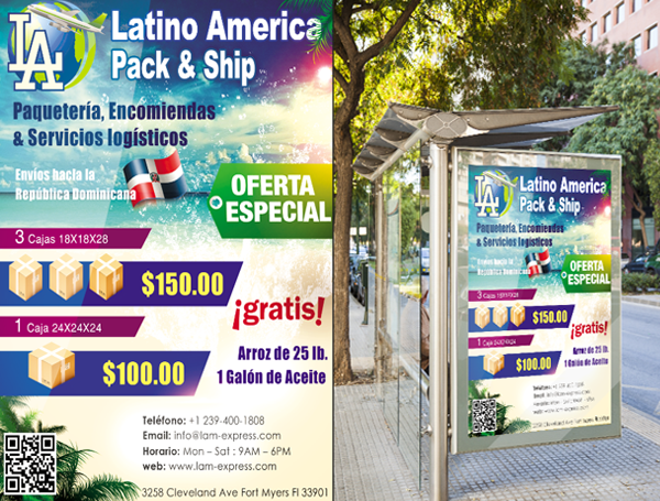 Latino America y Ship